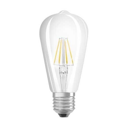 OSRAM Ampoule LED filament Edison 470lm E27 4W 230V