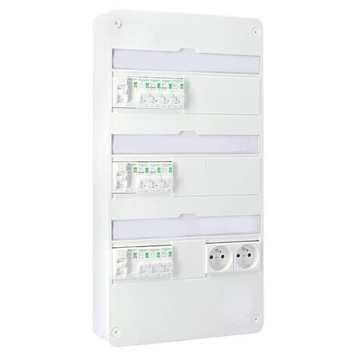 SCHNEIDER Resi9 XP Tableau électrique prééquipé 3 rangées