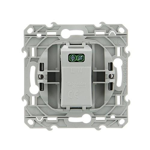 SCHNEIDER Odace Mécanisme prise chargeur USB - S520408 - 3
