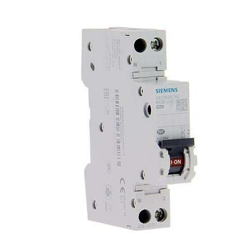 SIEMENS Disjoncteur électrique 20A phase neutre
