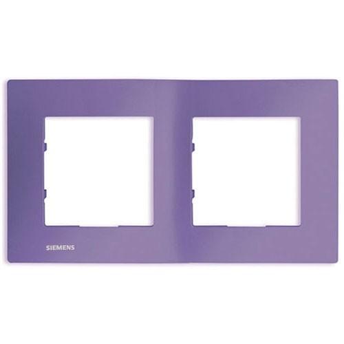 SIEMENS Delta Viva Plaque double - Violet