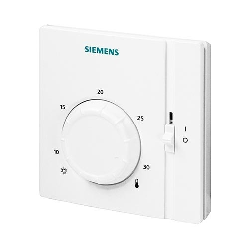 Thermostat d'ambiance analogique non programmable SIEMENS