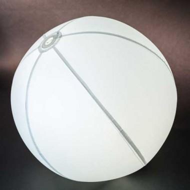Boule lumineuse gonflable LED multicolore étanche et flottante 60cm - 3