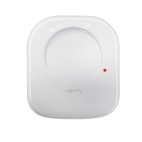 SOMFY Thermostat Filaire Connecté - 2401498