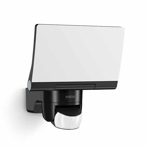 STEINEL Projecteur extérieur LED XLED Home 2 à détection 230V 14,8W 1184lm 4000°K noir - 033071