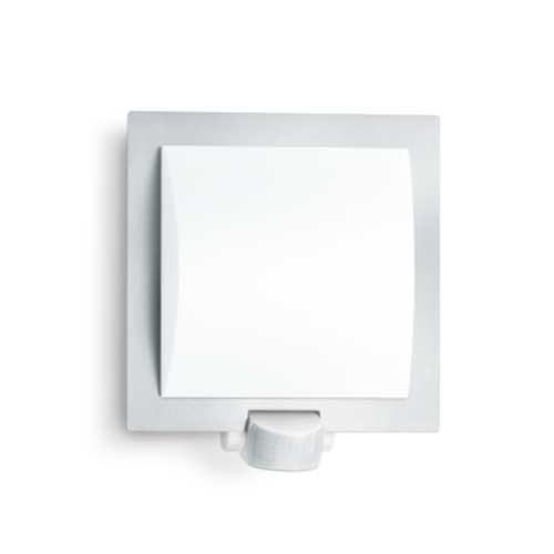 STEINEL Luminaire extérieur design à détection inox L20