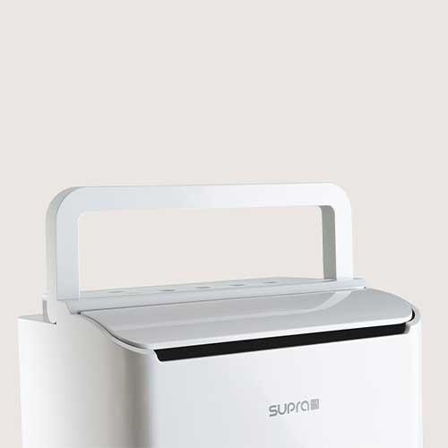 Déshumidificateur 12L/jour 40m² SUPRA ALDO 12 - 426077