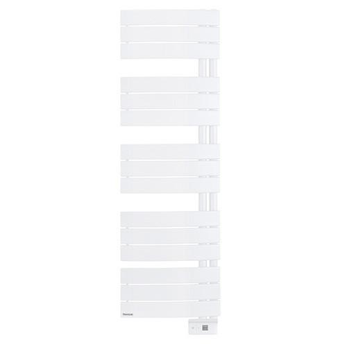 THERMOR Allure classique étroit Sèche-serviettes Blanc satin 750W - 490713
