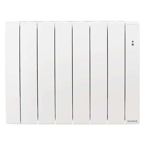THERMOR Bilbao 3 Radiateur connecté à inertie fluide horizontal blanc 2000W - 493871