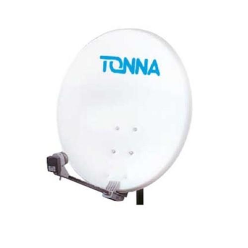TONNA Antenne satellite acier 60cm