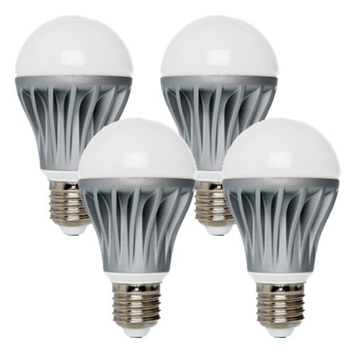 VERBATIM Ampoule LED E27 230V 7.3W(=40W) 480lm 3000°K - Lot de 4