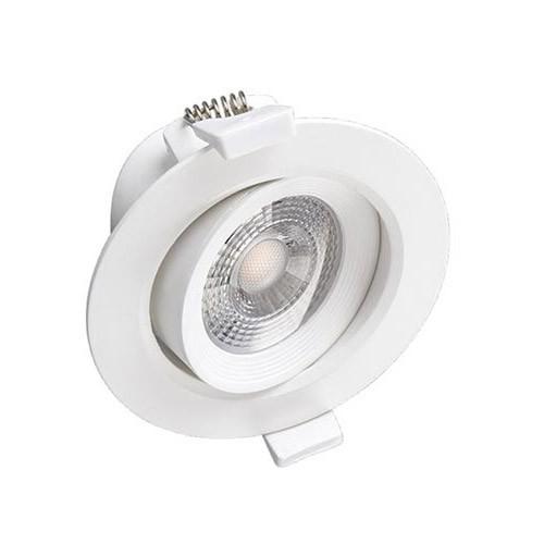 VISION-EL Spot LED encastrable et orientable 230V 5W 380lm 3000°K blanc - 763614