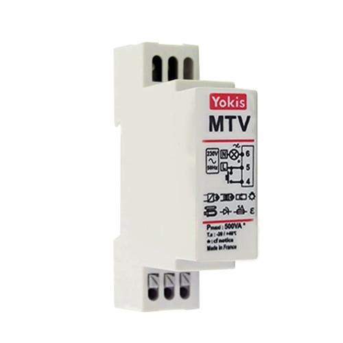 YOKIS Télévariateur 2.2A 500VA multifonction monophasé - MTV500M