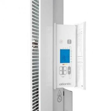ATLANTIC Nirvana boitier pour radiateur électrique chaleur douce blanc 2000W - 3