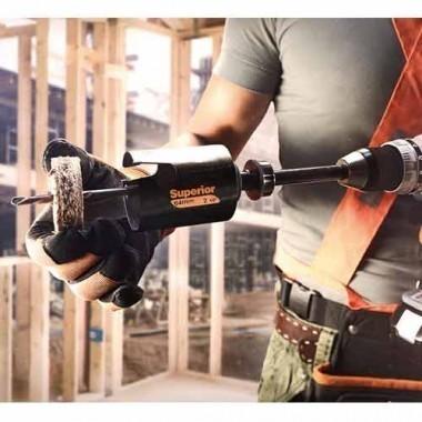 Scie trépan multiconstruction D40mm P71mm BAHCO - 3833-40-C