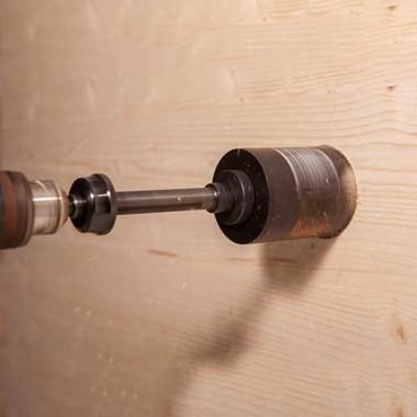 Scie trépan multiconstruction BAHCO D40mm P71mm - 3833-40-C
