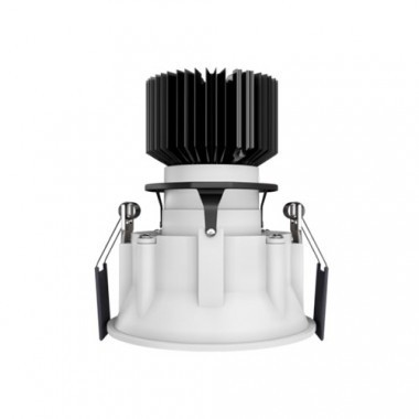 Spot LED encastrable et orientable BENEITO FAURE Tao 10W 800lm 4000°K blanc