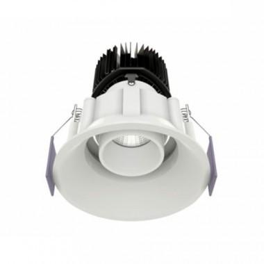 Spot LED BENEITO FAURE encastrable et orientable Tao 10W 800lm 4000°K blanc