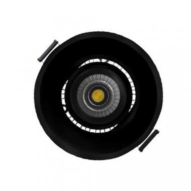 BENEITO FAURE Spot LED encastrable et orientable Tao 10W 675lm 3000°K noir