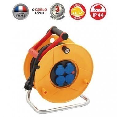 Enrouleur électrique standard pro 25m H07RN-F 3G1,5 BRENNENSTUHL - 1206921