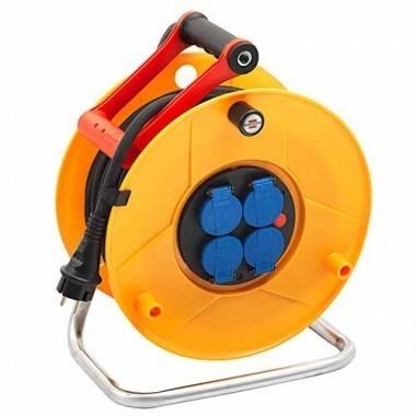BRENNENSTUHL Enrouleur électrique standard pro 25m H07RN-F 3G1,5 - 1206921