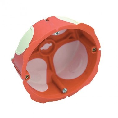 CAPRI Capritherm Boite encastrement simple étanche à l'air D86 P40 - CAP713032