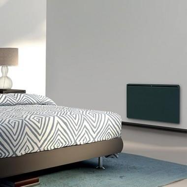 CHAUFELEC Edison Panneau rayonnant horizontal gris 1000W - BJM1823FDHS