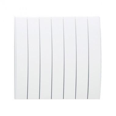 CHAUFELEC Etamine II Radiateur électrique à inertie blanc 1000W