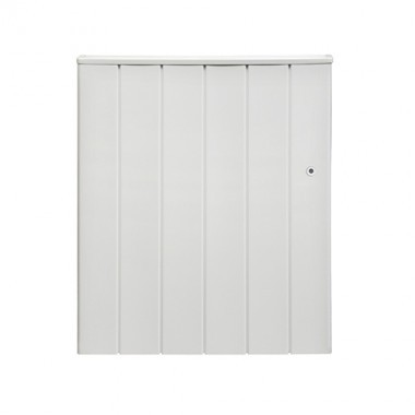 CHAUFELEC Manon Radiateur à inertie réfractite horizontal blanc 1000W - BJN2223FTAJ - 2