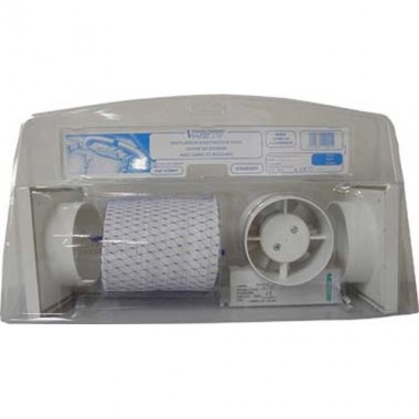 DMO Kit d'extraction ventilateur intermédiaire