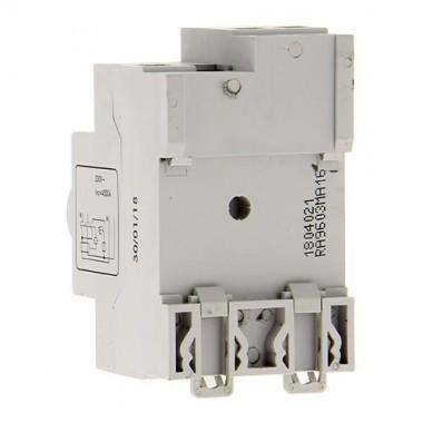 EUROHM Interrupteur différentiel  type A 63A 30mA 3 modules 230V - 23363