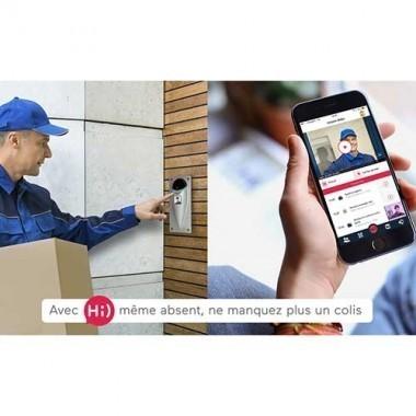 FENOTEK Hi Visiophone connecté couleur 4G et wifi - 36FEN0001A