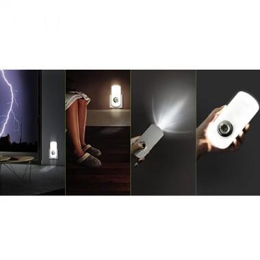 Veilleuse LED multifonctions avec détecteur de mouvement GAO