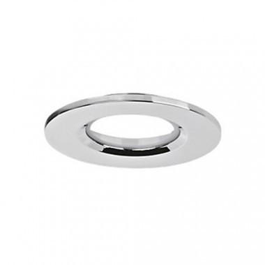 GAP LIGHTING Collerette ronde pour spot encastrable DLX10 chrome poli