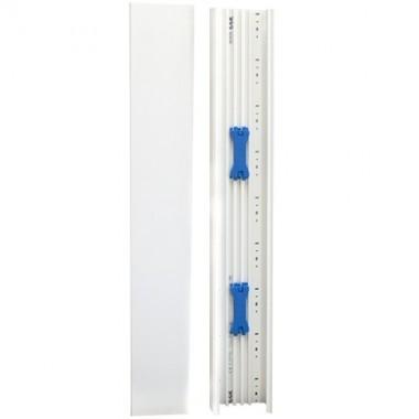 GGK Goulotte électrique 200x60mm L.1,3m blanche - EAN8014