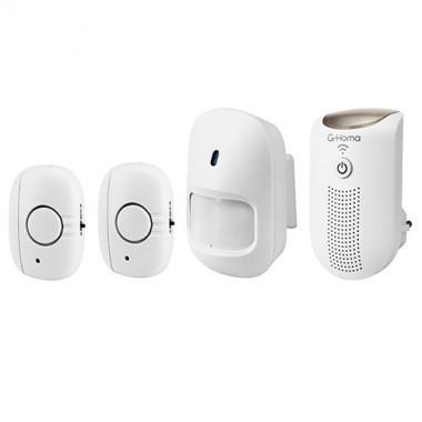 Alarme connecté wifi et accessoires G-HOMA - EMW302WF-HS