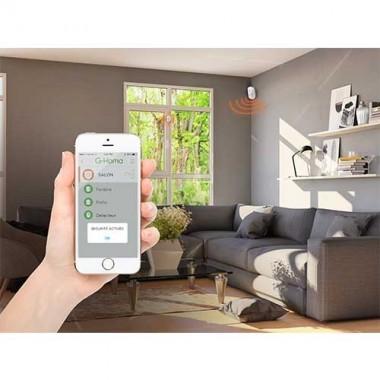 Alarme connecté G-HOMA wifi et accessoires - EMW302WF-HS