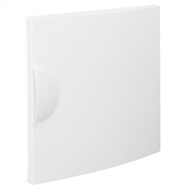 HAGER Porte opaque pour coffret de distribution électrique 1 rangée 13 modules