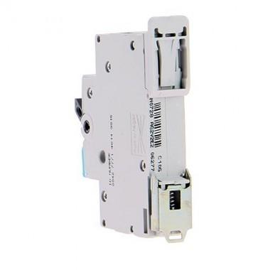 HAGER Lot de 12 disjoncteurs à borne à vis 10A - MFN710