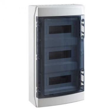 tableau lectrique tanche ide 3 rang es de 12 modules. Black Bedroom Furniture Sets. Home Design Ideas