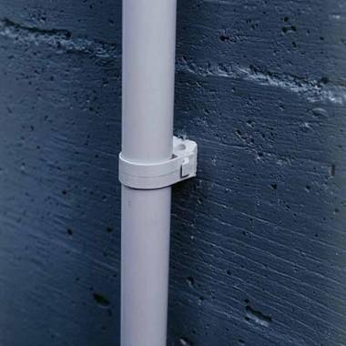 ING FIXATIONS Fix-ring+  Boîte de 100 fixation tubes et gaines Diamètre 25