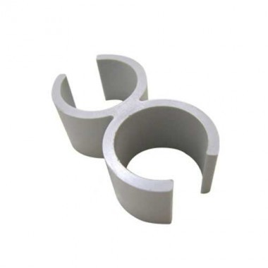 ING FIXATIONS Fast-Ring Attaches pour fixation tube D16
