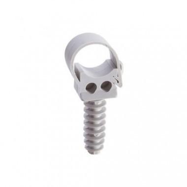 ING FIXATIONS Fix-ring+ fixation pour tubes et gaines Diamètre 16 - sachet de 25
