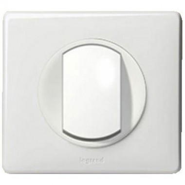 Audacieux Interrupteur va et vient LEGRAND Céliane complet blanc 123elec.com QG-45