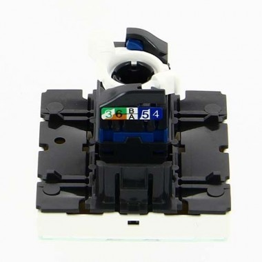 LEGRAND Mosaic Prise RJ45 FTP CAT6