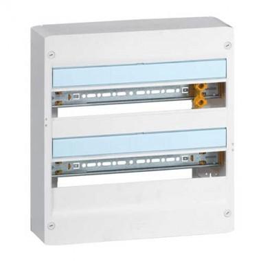 LEGRAND Drivia Tableau électrique 18 modules nu 2 rangées