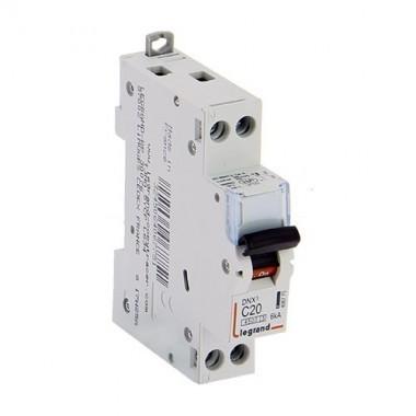 LEGRAND  DNX3  Disjoncteur électrique 20A Uni + neutre