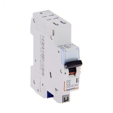 LEGRAND Disjoncteur électrique   2A DNX3 bornes AUTO