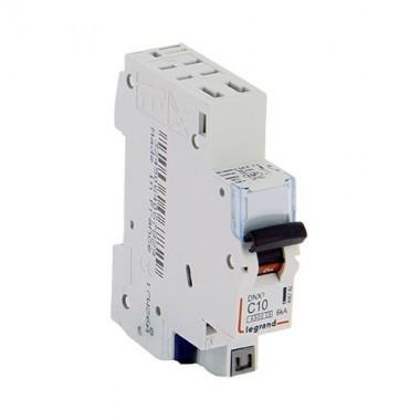 LEGRAND DNX3 Lot de 10 disjoncteurs électriques bornes auto 10A  - LOT406782