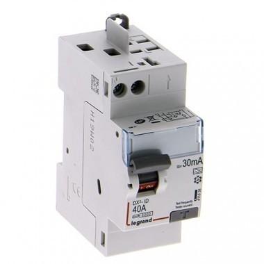 LEGRAND DX3 Interrupteur différentiel Type A  40A 30mAAUTO